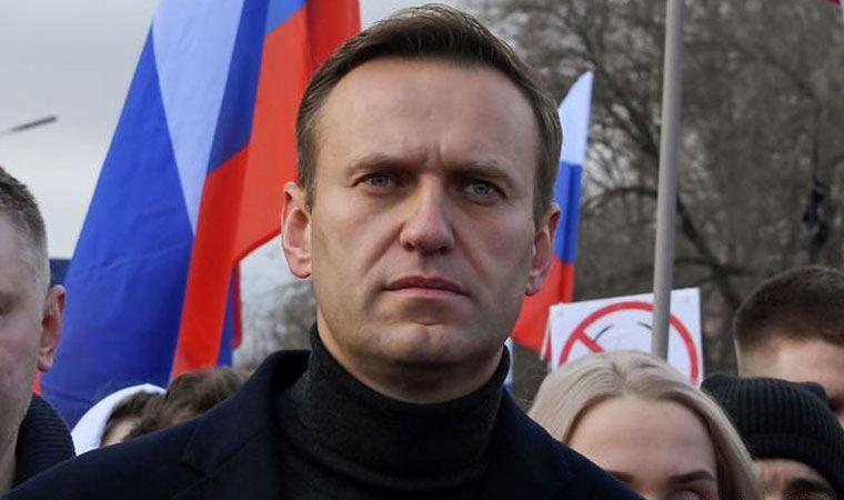 ABD'den Rusya'ya Navalnıy uyarısı! 'Bunun Rusya'ya karşı sonuçları  olacaktır'