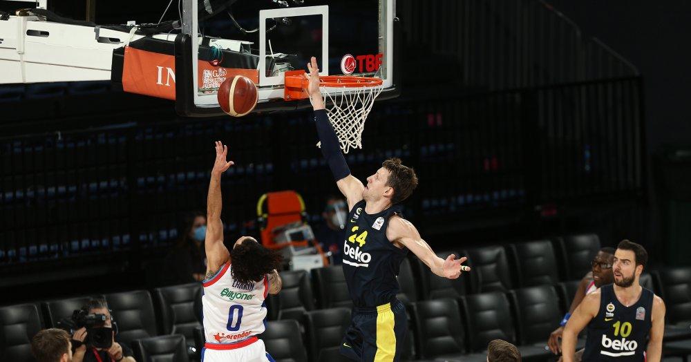 Anadolu Efes - Fenerbahçe Beko: 85-72