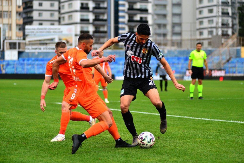 Adanaspor - Eskişehirspor: 5-2