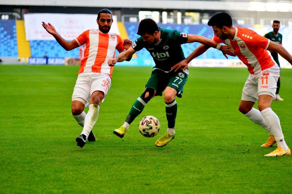 Adanaspor - Giresunspor: 0-4